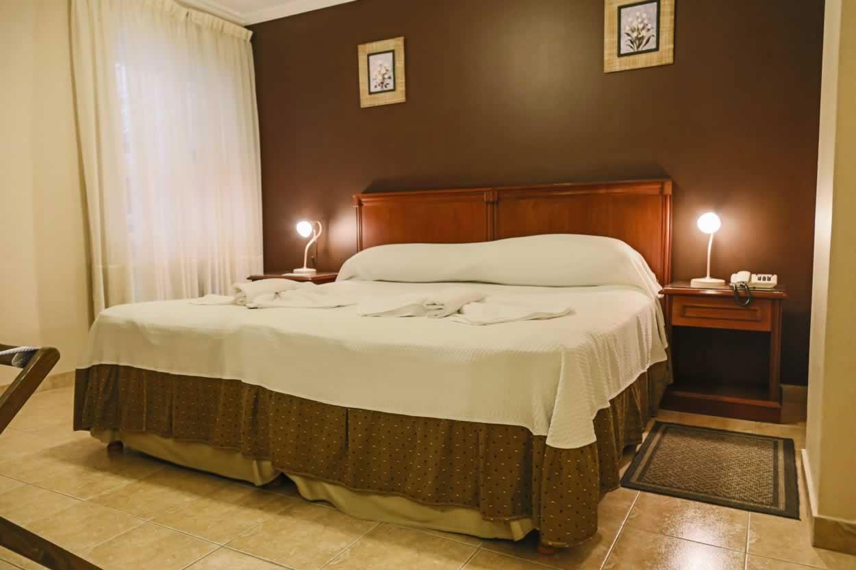 Ofrecemos el confort y los servicios propios de un hotel de altas prestaciones